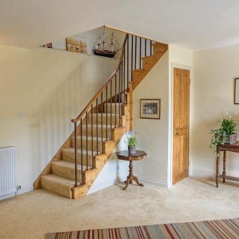 Luxury self catering cottages Scotland