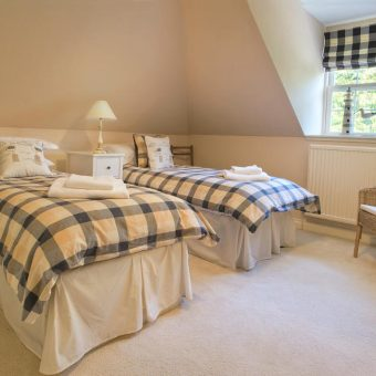Perfect wedding party accommodation