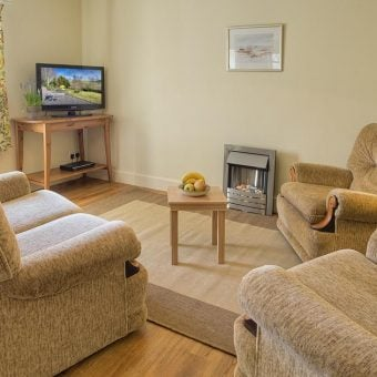 Traditional cottage accommodation