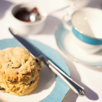 Afternoon teas in the Scottish Borders
