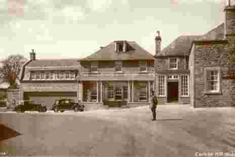 Historic Jedburgh hotels