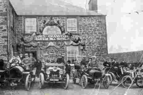 Historic Carfraemill Hotel