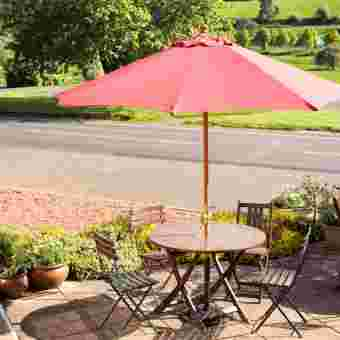 The Terrace at Carfraemill Hotel