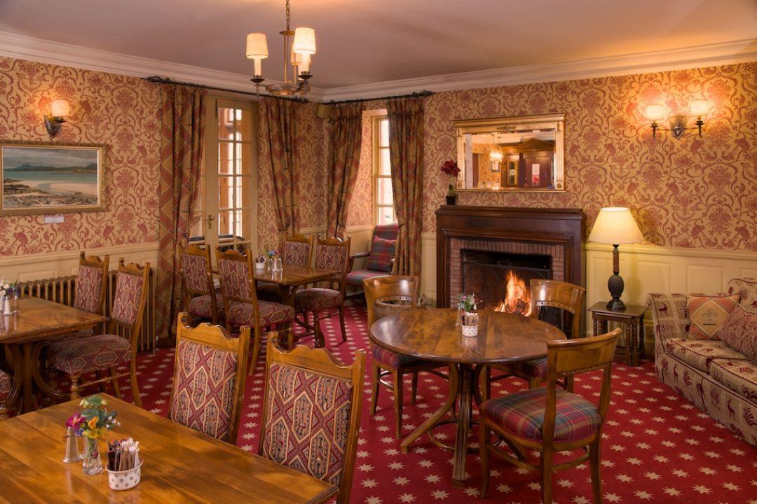 Family friendly restaurant in scottish borders near lauder