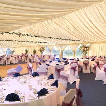 Marquee wedding venues near Edinburgh
