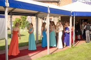 Party and Prom venue Scottish Borders