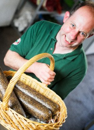 A delivery from Hardiesmill and Tombuie Charcuterie