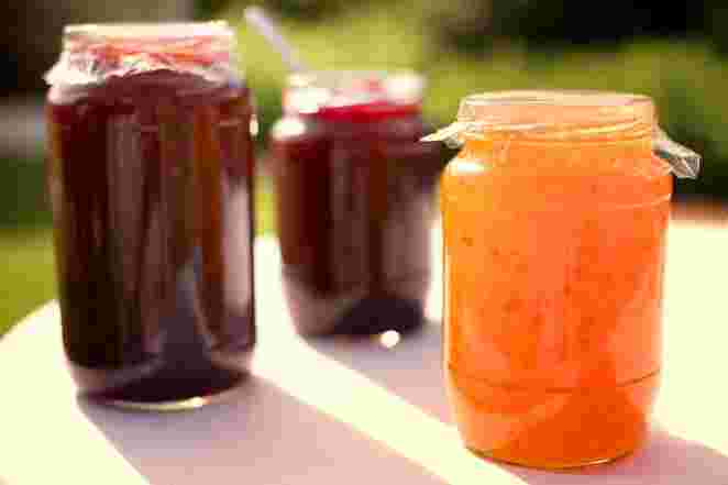 Marmalade and jam from Marion Anderson, Headshaw